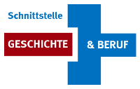 Logo der Schnittstelle Geschichte & Beruf