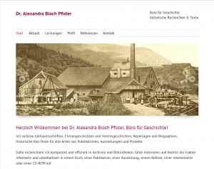 screenshot bloch pfister